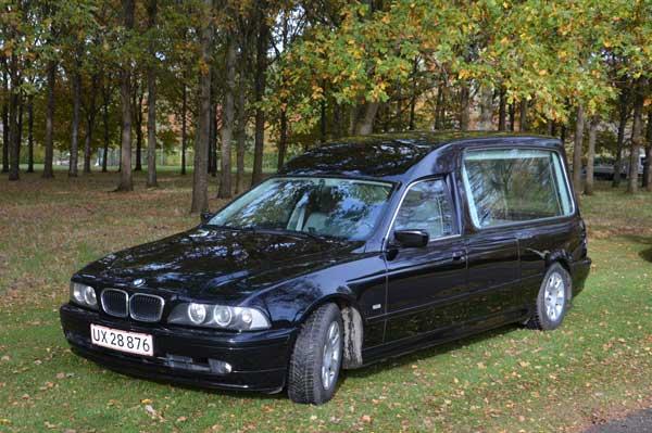 BMW 520 rustvogn
